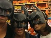 The 3 Little Batmen!