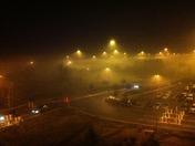 Locally looowww fog is forecasted