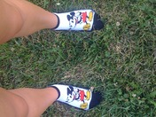 My socks... Need I say more?