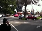 Elk Grove Gas Station Fire 2