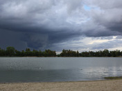 Thunder Clouds Near Lake Minden 1