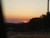 SUNSET IN COPPER