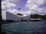 USS Arizon Memorial