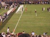 Ronaldinho corner kick