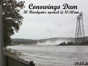 Conowingo Dam 09.08.2011