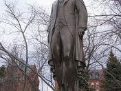 Ira Allen Statue