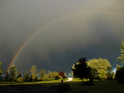 after the weekend storm...