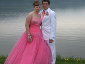 Cody and Jerrica  CPCS Prom