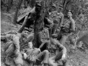 Marine Mike McKenney; Boot Camp Graduation 1964; Camp Pendleton, Calif; Vietnam;
