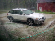 Hail Storm of 07/07/2009 at 5:45pm