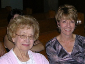 WISN 12 News' Joyce Garbaciak and her mother, Irene