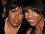 WISN 12 News This Morning anchor Portia Young and her mother, Doris