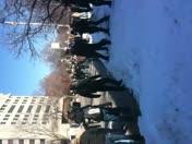 Student Protest At UW-Milwaukee