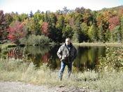 Beaver Pond Lyon Mt.