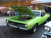 Jim's 74 Cuda 440 6Pak 4 Speed
