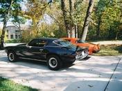 '71 Camaro