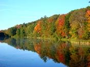 Lake Sunset  Hinesburg, Vermont