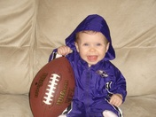 Little ravens fan
