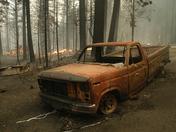 2007 Tahoe Fires