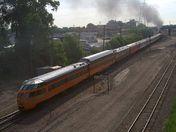 Milwaukee Passenger Train