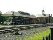 Amtrak White River Junction, VT
