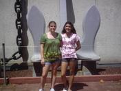 Krissie & kendy in Hawaii