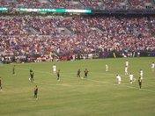Chelsea-AC kickoff