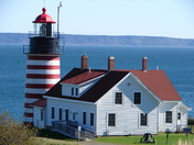 West Quoddy Head, Maine