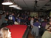 Watching Ravens Play-off at HiTopps.JPG