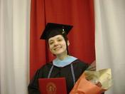 I DID IT !  2009 PSU MST GRAD