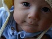 Baby Lorenzo at 2 months