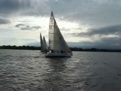Valcour Sailing Club Race A2