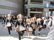 Adorable Irish Dancers