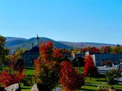 Fall in Ticonderoga
