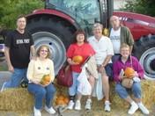 good friends at Harvest Fest