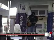 Jon Robert Quinn - Theres A Woman - Live at Relay For Life Carmichael
