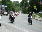 VT Thunder Run in honor of the Veterans