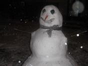 Frosty the Snow Lady