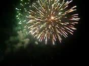 saranac lake fireworks 2010