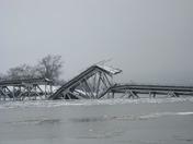 Champlain Bridge Demolition