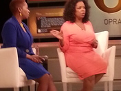our family featured on oprah lifeclass in february. iyanyla vanzant is in pictur