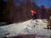 Snowboarding with Steve Pariseau