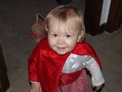 Little Red Ava Hood