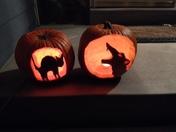 Pumpkin carving tonight