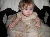 Kassidy Kendall Pretty Little Thanksgiving Dress