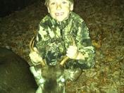 Dakota's 1st Deer @ 7 yrs old