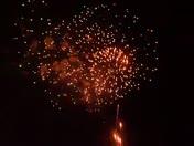 2012 Menomonee Falls fireworks finale