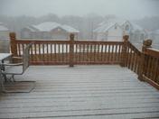 February 13 snow storm