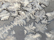 Frosted Window Panes