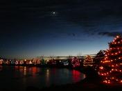 Wilderness Ridge Holiday Lights